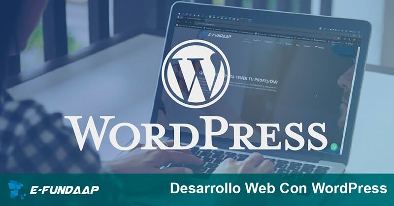 Desarrollo Web con WordPress WORDPRESS