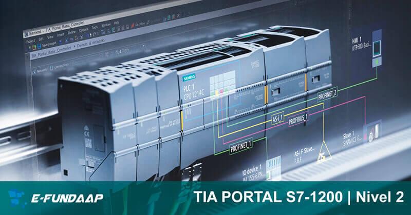 TIA PORTAL S7-1200 - Nivel 2