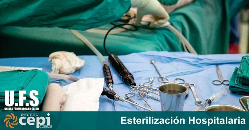 Curso de Esterilización Hospitalaria