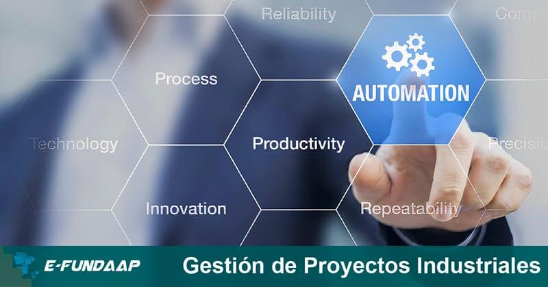 Curso de Gestión de Proyectos Industriales